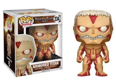 Atak Tytanów - Tytan Uzbrojony