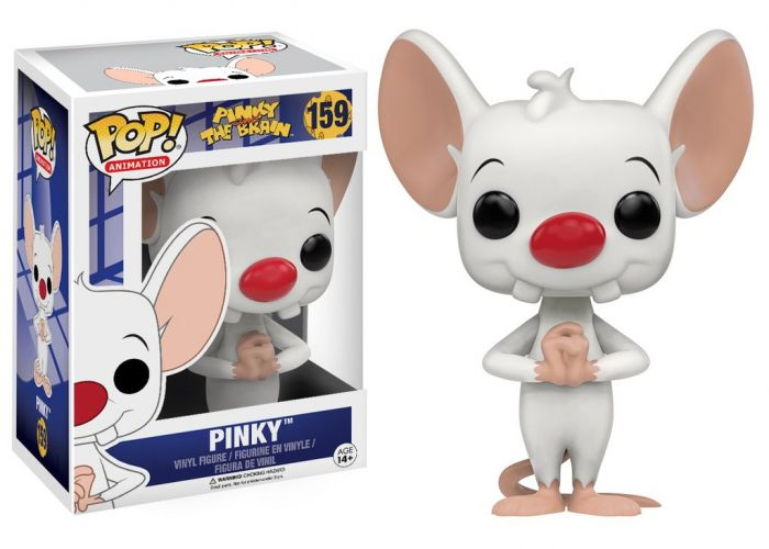 Pinky i Mózg - Pinky
