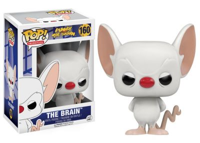 Pinky i Mózg - Mózg