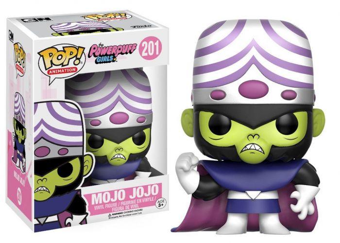 Atomówki - Mojo Jojo