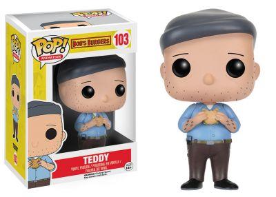 Bob's Burgers - Teddy