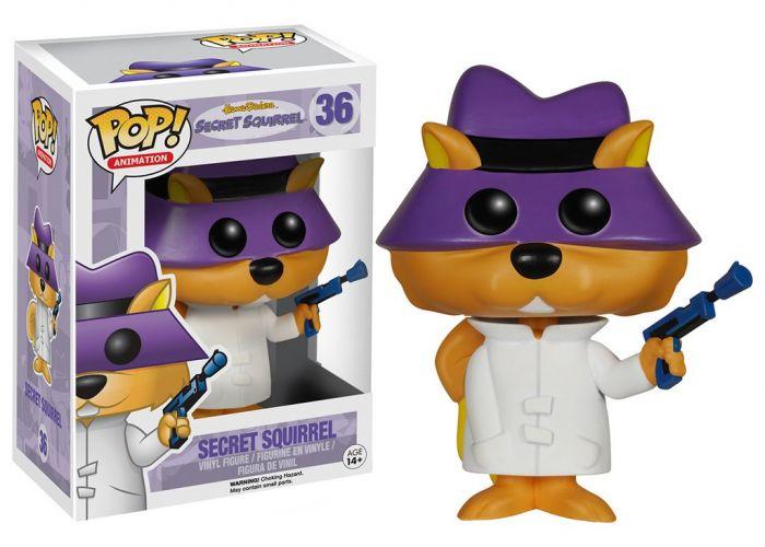Hanna-Barbera - Sekretna Wiewiórka
