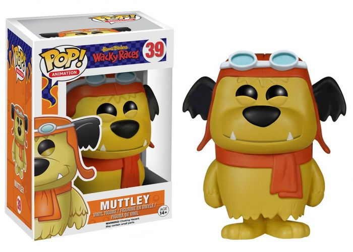 Hanna-Barbera - Muttley
