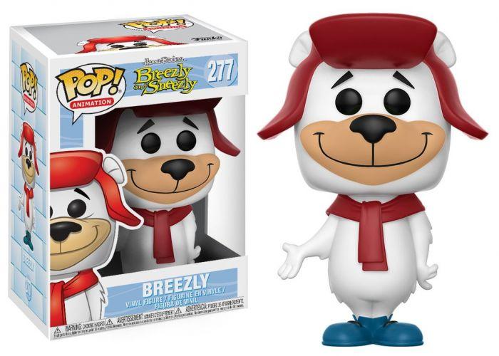 Hanna-Barbera - Breezly