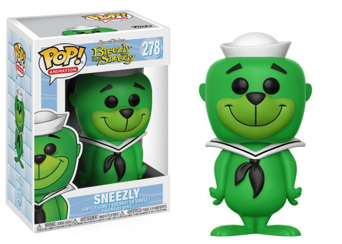 Hanna-Barbera - Sneezly
