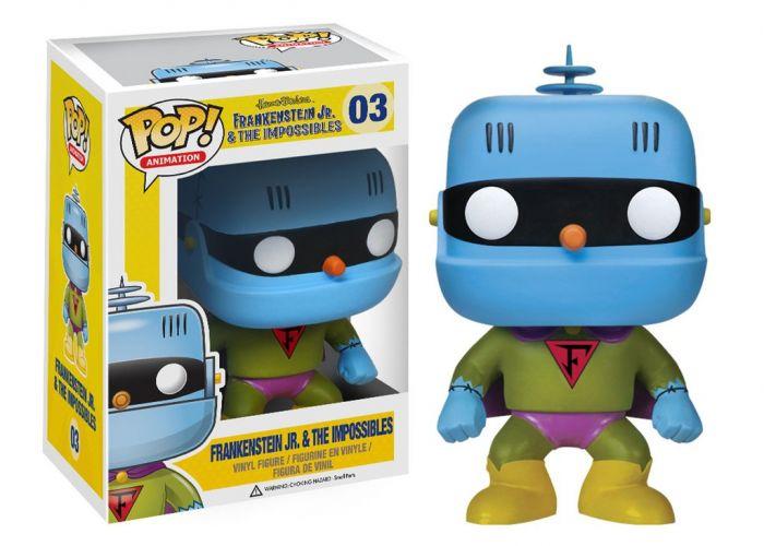 Hanna-Barbera - Frankenstein Jr.