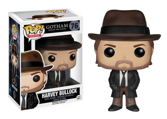 Gotham - Harvey Bullock