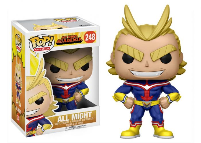 Boku no Hero Academia - All Might