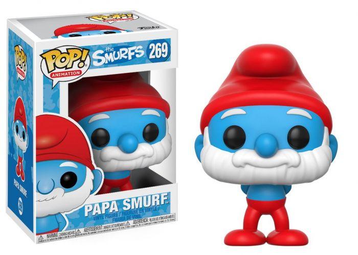 Smerfy - Papa Smerf