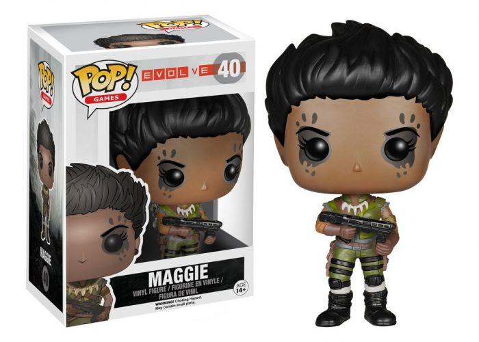 Evolve - Maggie