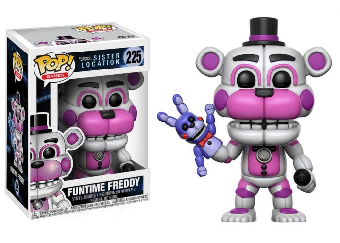 Five Nights At Freddy's - Funtime Freddy