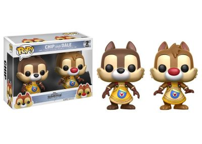 Kingdom Hearts - Chip & Dale