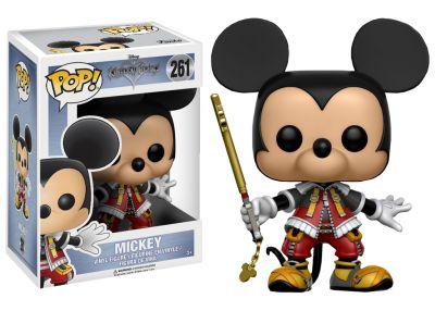 Kingdom Hearts - Myszka Miki
