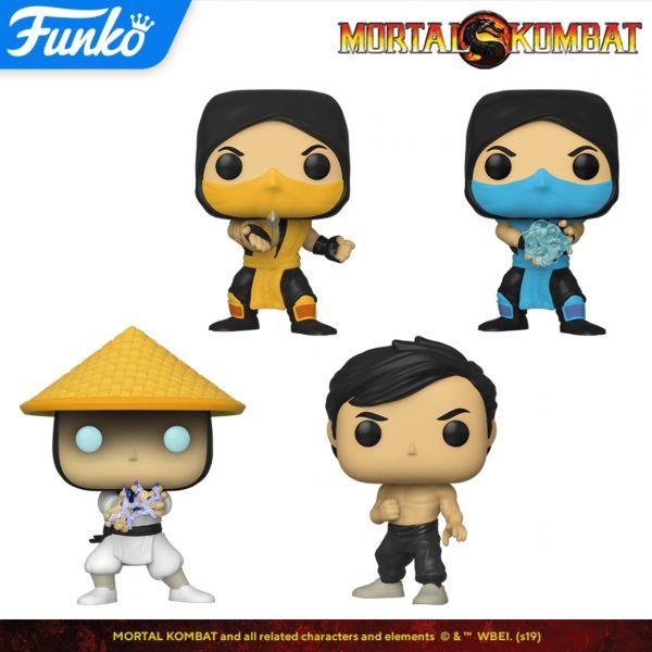 """Całkiem nowa seria dla fanów nieśmiertelnych gier """"Mortal Kombat"""""""