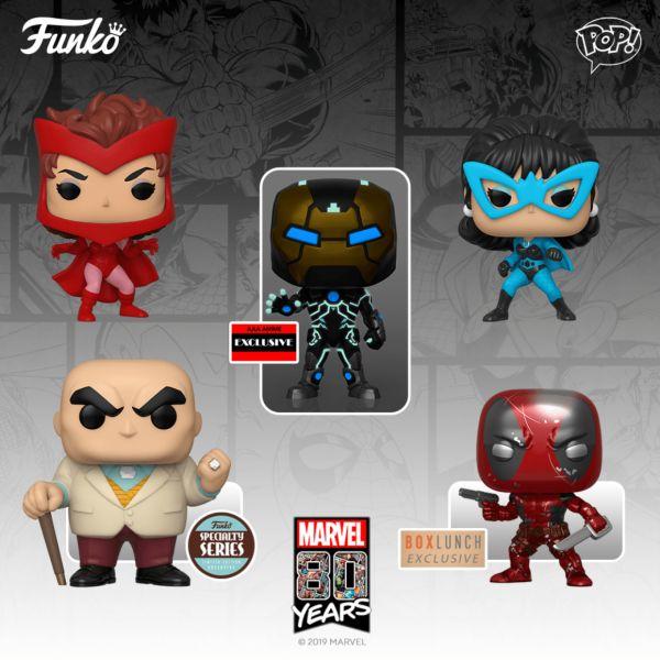 Kolejne świetne pozycje zasilają serię 80-lecia Marvel