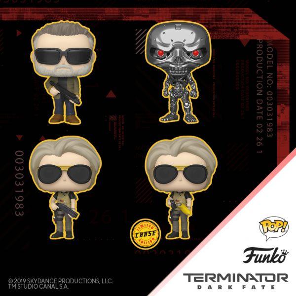 Figurki dla fanów Terminator: Mroczne przeznaczenie obowiązkowo w ofercie!