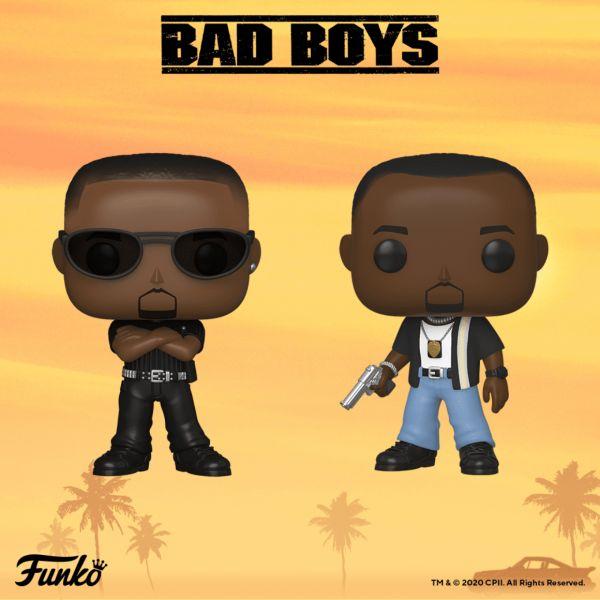 Ekipa z filmu Bad Boys dostanie swoje figurkowe modele już w styczniu