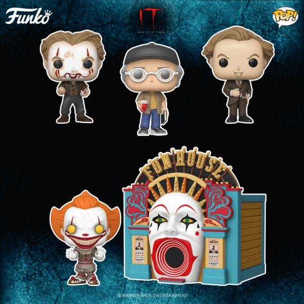 """Fani filmu """"To"""" na podstawie książki Stephena Kinga nowe figurki dla Was!"""