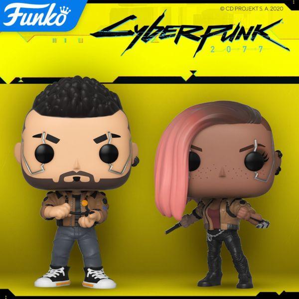 """Funko oficjalnie zapowiedziało falę nowości z """"Cyberpunk 2077""""!"""