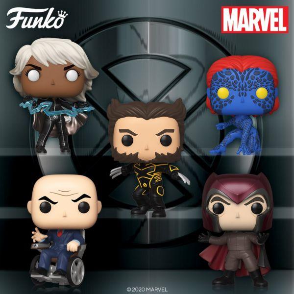 Nadciągająfigurki X-Men od Funko na 20 lecie świata mutantów