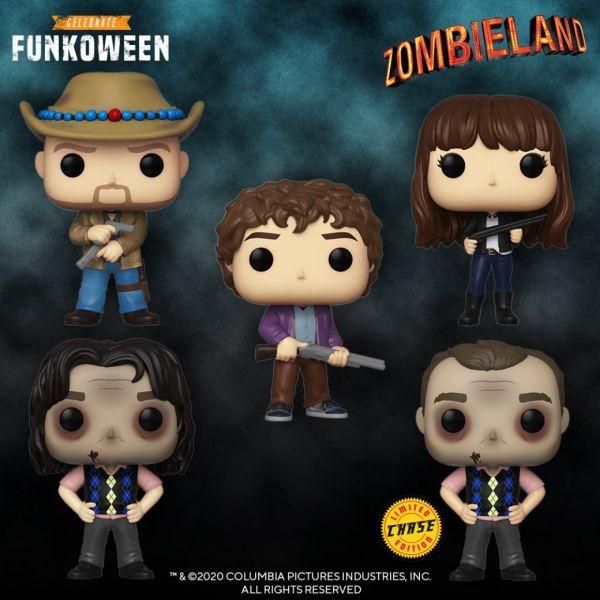 """""""Zombieland"""" otrzyma partię nowych figurek Pop! Vinyl"""