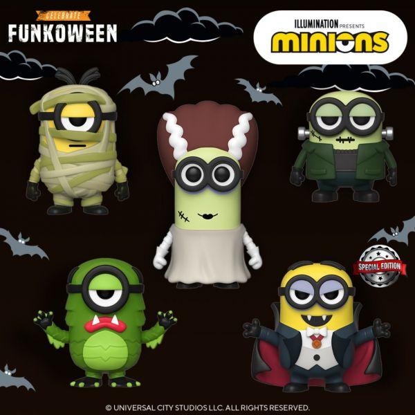 Potworne Minionki w Halloweenowych zapowiedziach od Funko!