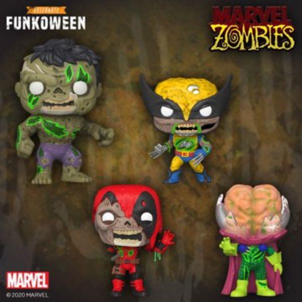 Bohaterowie Marvela w klimacie Halloween niebawem w naszej ofercie