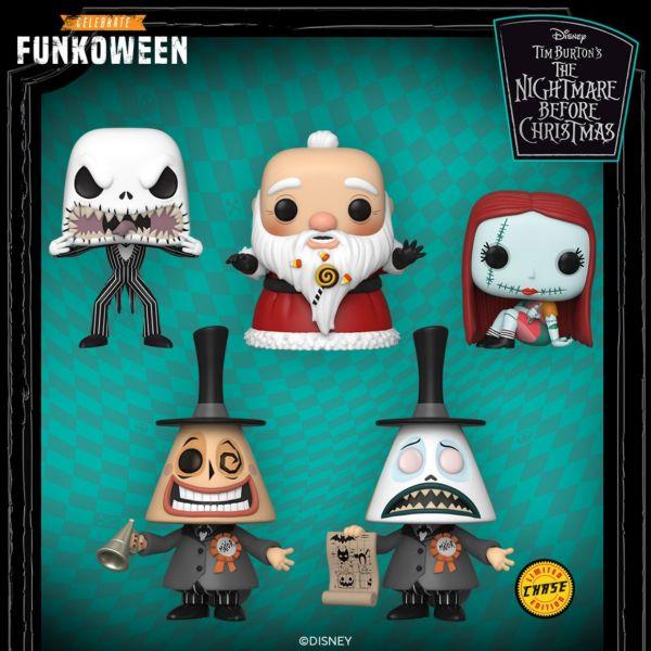 """Nadchodzi nowa linia figurek Pop! Vinyl z """"Miasteczko Halloween"""""""